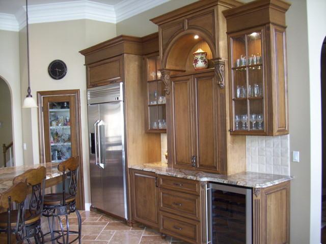 gavaghan - Traditional - Kitchen - jacksonville - by rich ...
