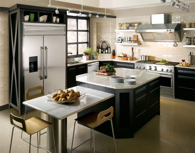 ge monogram kitchen appliances contemporary kitchen