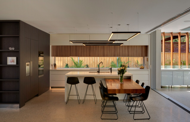 Gelling Road, Strathfield contemporary-kitchen