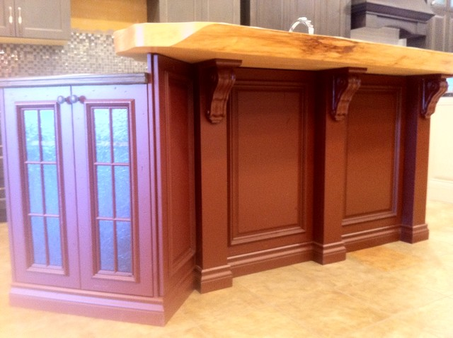 Gem Cabinets Showroom traditional-kitchen