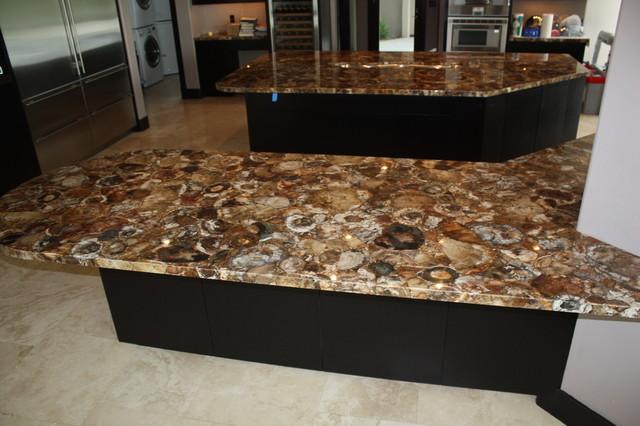 gemstone contemporary kitchen las vegas by