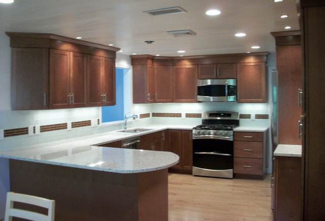 General Contracting Photos traditional-kitchen