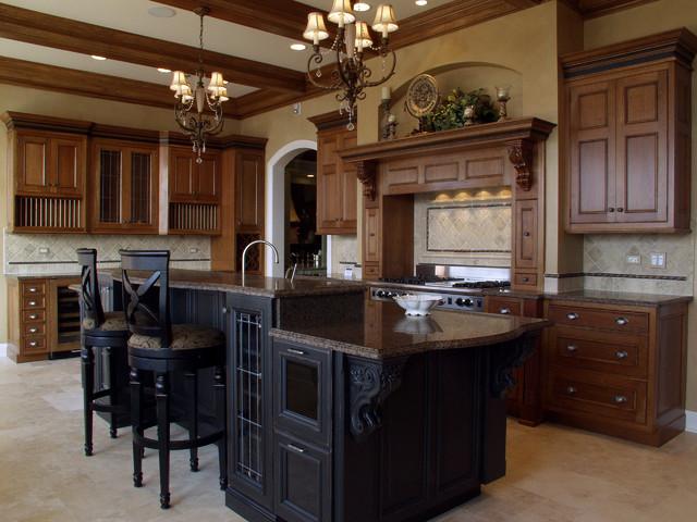 Geneva Cabinet Gallery traditional-kitchen