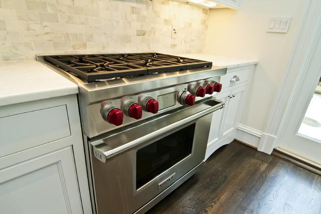 Georgetown Historical Restoration traditional-kitchen