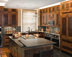 Georgetown - Pst contemporary kitchen