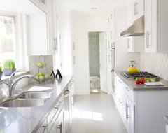 Georgette Westerman Interiors contemporary-kitchen