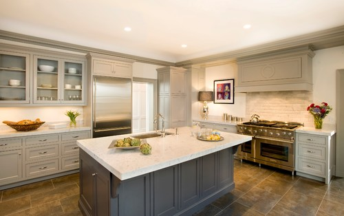 Kitchen design by Boston Kitchen And Bath Cassia Wyner, CW Design