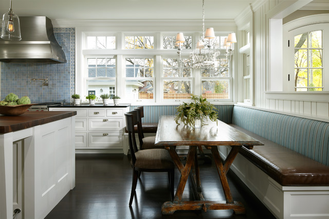 Georgian Style - Traditional - Kitchen - Minneapolis - by Streeter & Associates, Inc.