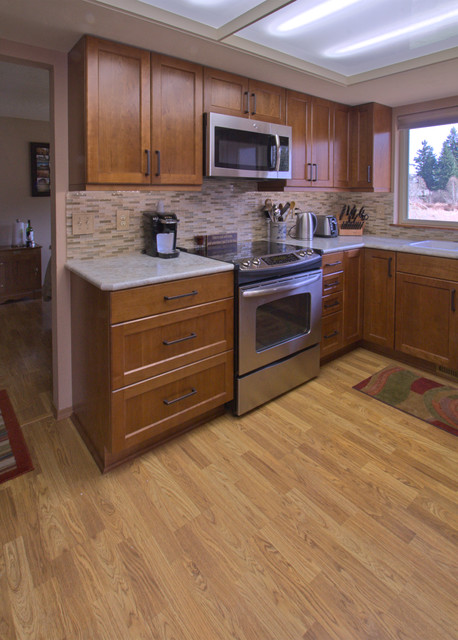 Gerst Olympia Wa Traditional Kitchen Seattle By Cabinets By Trivonna