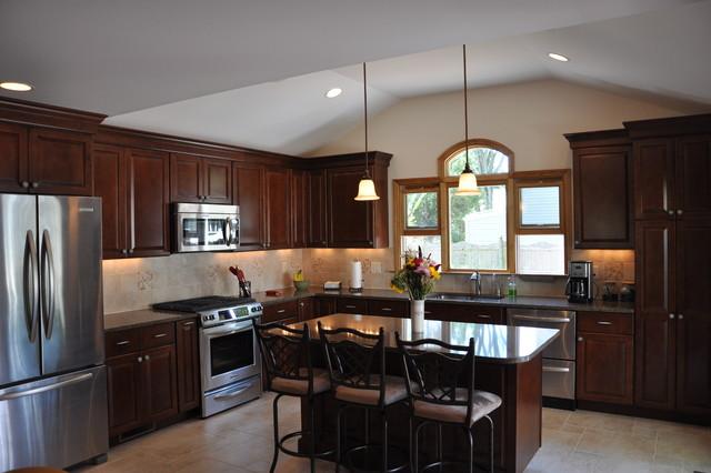 Gertrude Kitchen Extension traditional-kitchen