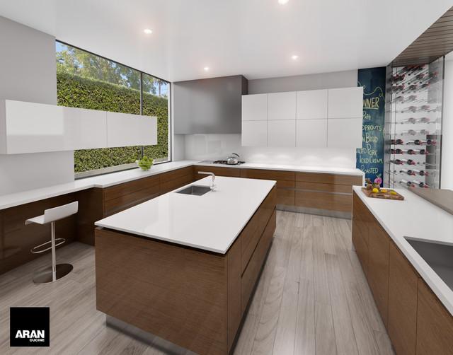 GH-Custom Kitchen Design contemporary-kitchen