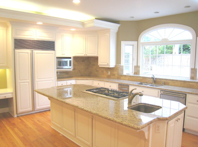 Giallo Ornamental Kitchentraditional Kitchen San Francisco