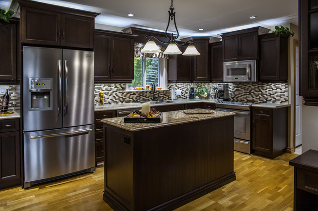 Gibson traditional-kitchen