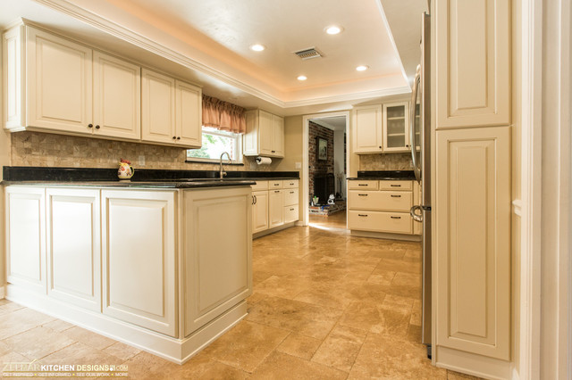 Gieseking Waypoint Home Remodel traditional-kitchen