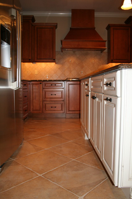 GiG Project Traditional Kitchen Bridgeport By