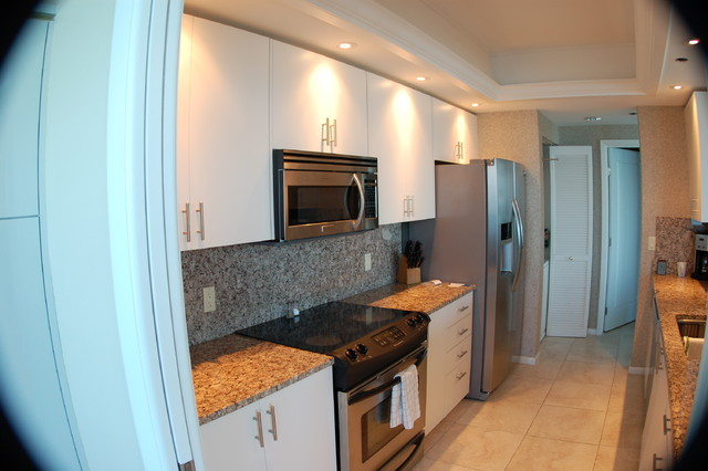 Giles Kitchen - Contemporary - Kitchen - tampa - by AJD Building ...