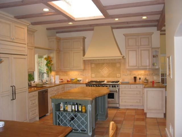 Giller Kitchen mediterranean-kitchen
