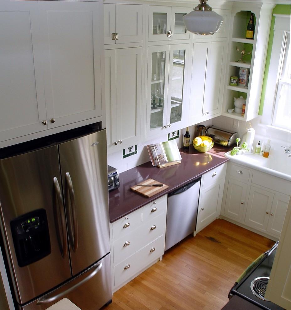 Ginter Park Remodel - Craftsman - Kitchen - Richmond - by ...
