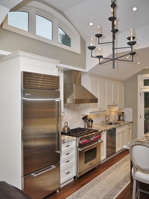 Giovanniello Kitchen Transitional Kitchen Toronto By Marcon Kitchens Bath Studio