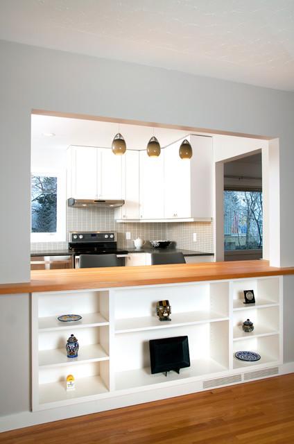 Glamorgan Place Modern Kitchen Calgary By Pasche Designs