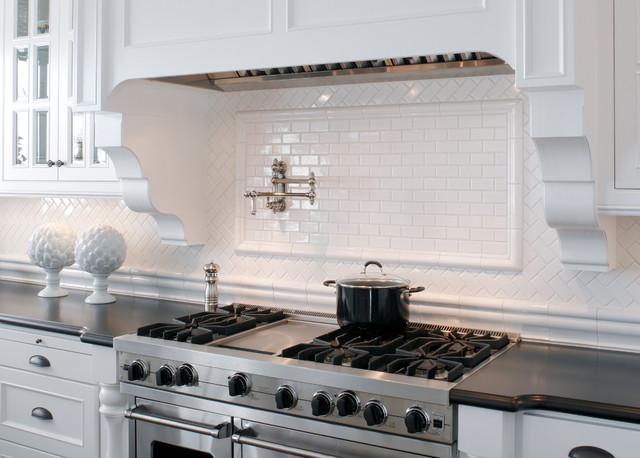 Glamorous contemporary-kitchen