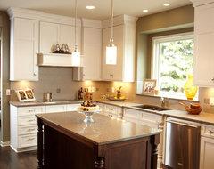 Glamorous craftsman-kitchen