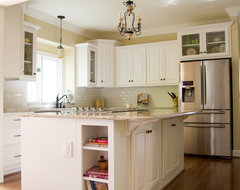 Glascock Remodel traditional kitchen