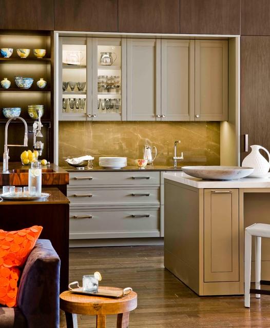 Glasgow contemporary-kitchen