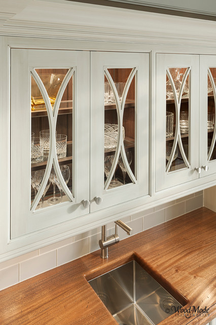 Embassy Row by Wood-Mode - Traditional - Kitchen - houston - by Cabinet Innovations
