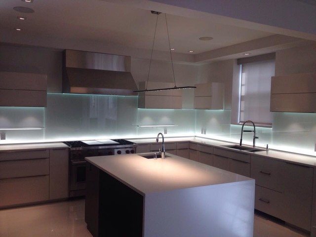 Kitchen Backsplash Lighting Gnubies Org