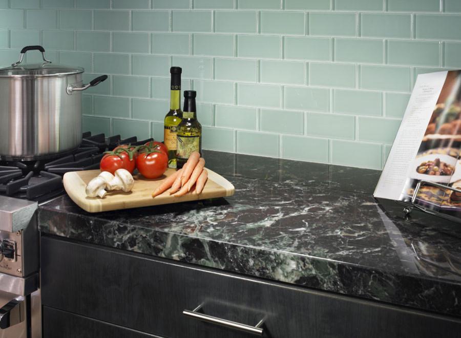 Glass Tile Backsplashes by SubwayTileOutlet - Modern ...