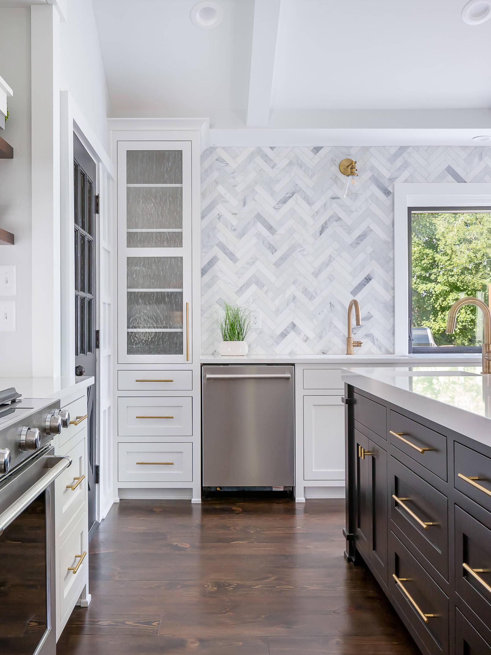 75 Beautiful Gray Kitchen Backsplash Pictures Ideas Houzz