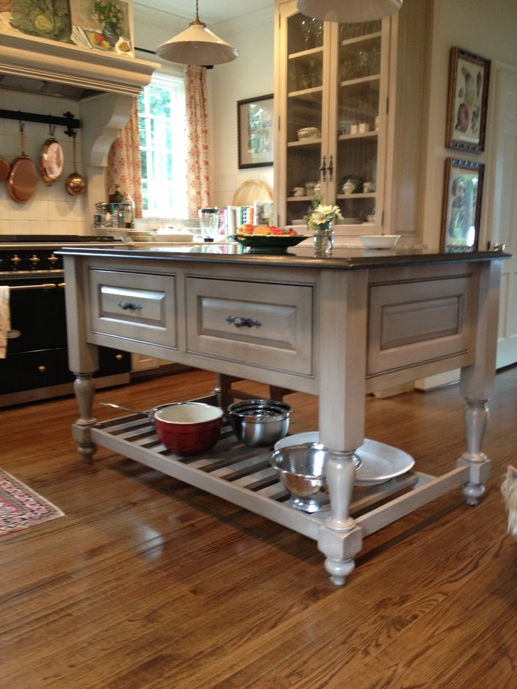 Inspiration for a timeless kitchen remodel in Other
