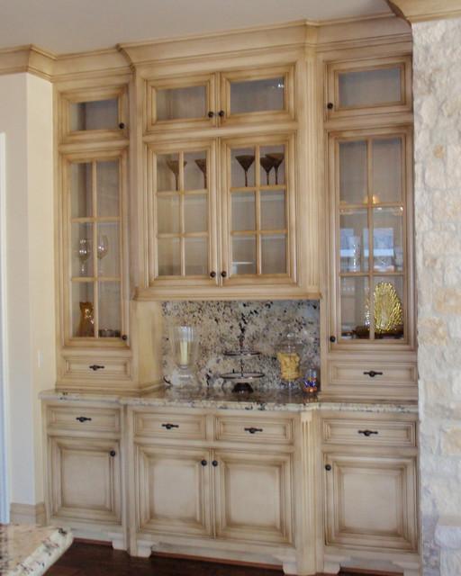 Glazed Kitchen Traditional Kitchen San Francisco