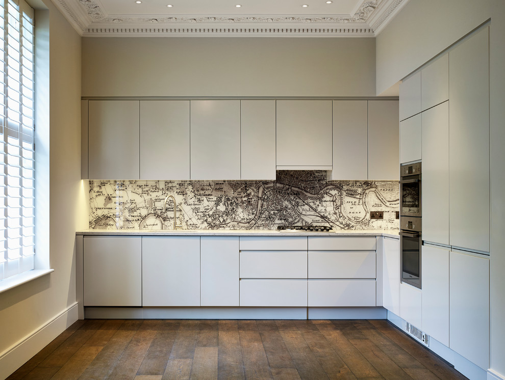 How A Splashback Changed the Whole Scene In Our Kitchen