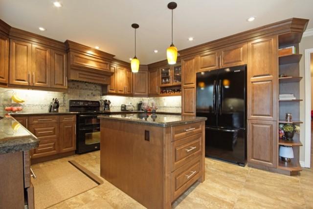 Glen Abbey Kitchen Reno