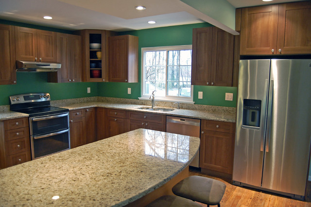 glen burnie 1 modern kitchen baltimore by scotland kitchen design scotland period homes modern twist