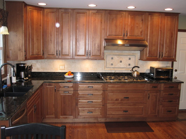 Glen Echo Road Naperville IL Traditional Kitchen Chicago By Cabinets