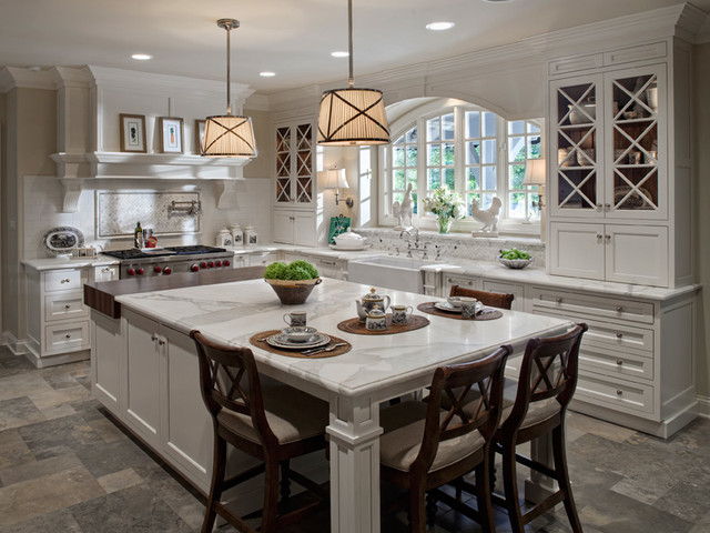 perfect white kitchen. Traditional Kitchen by Drury Design PERFECT WHITE KITCHEN  an Ideabook jlp01