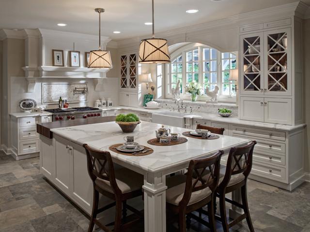 perfect white kitchen - an ideabookjlp01