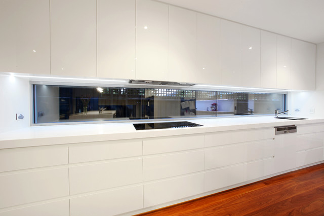 Glen Iris 2 Modern Kitchen Melbourne By Melbourne Contemporary Kitchens