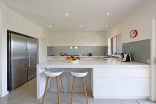 Glen Iris 3 - Contemporary - Kitchen - Melbourne