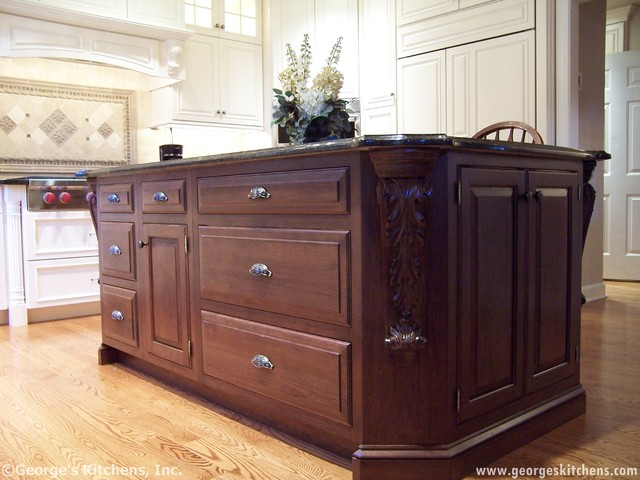 Glen Mills Kitchen, Laundry, & Mud Room Remodel traditional-kitchen