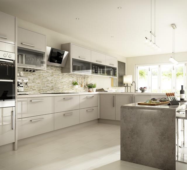 Kitchen Cabinets Wickes: Glencoe Cashmere