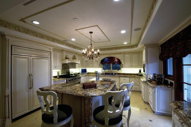 Cumberland House traditional-kitchen
