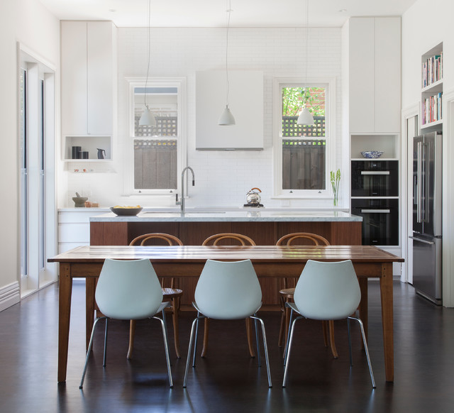 Glendearg Grove Contemporary Kitchen Melbourne by  : contemporary kitchen from www.houzz.ie size 640 x 582 jpeg 85kB