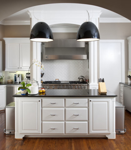 Glendora Project Contemporary Kitchen Dallas By Rutherford 39 S Design