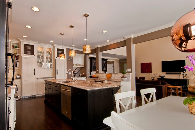 Glenview Il Traditional Kitchen Chicago By Ddk Kitchen Design Group