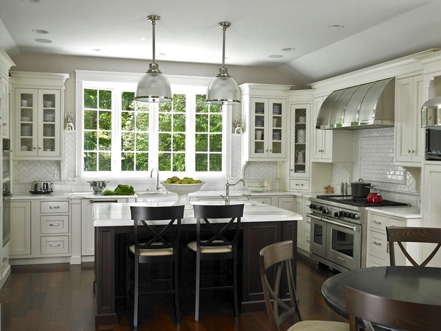 Glickman Design Build eclectic-kitchen