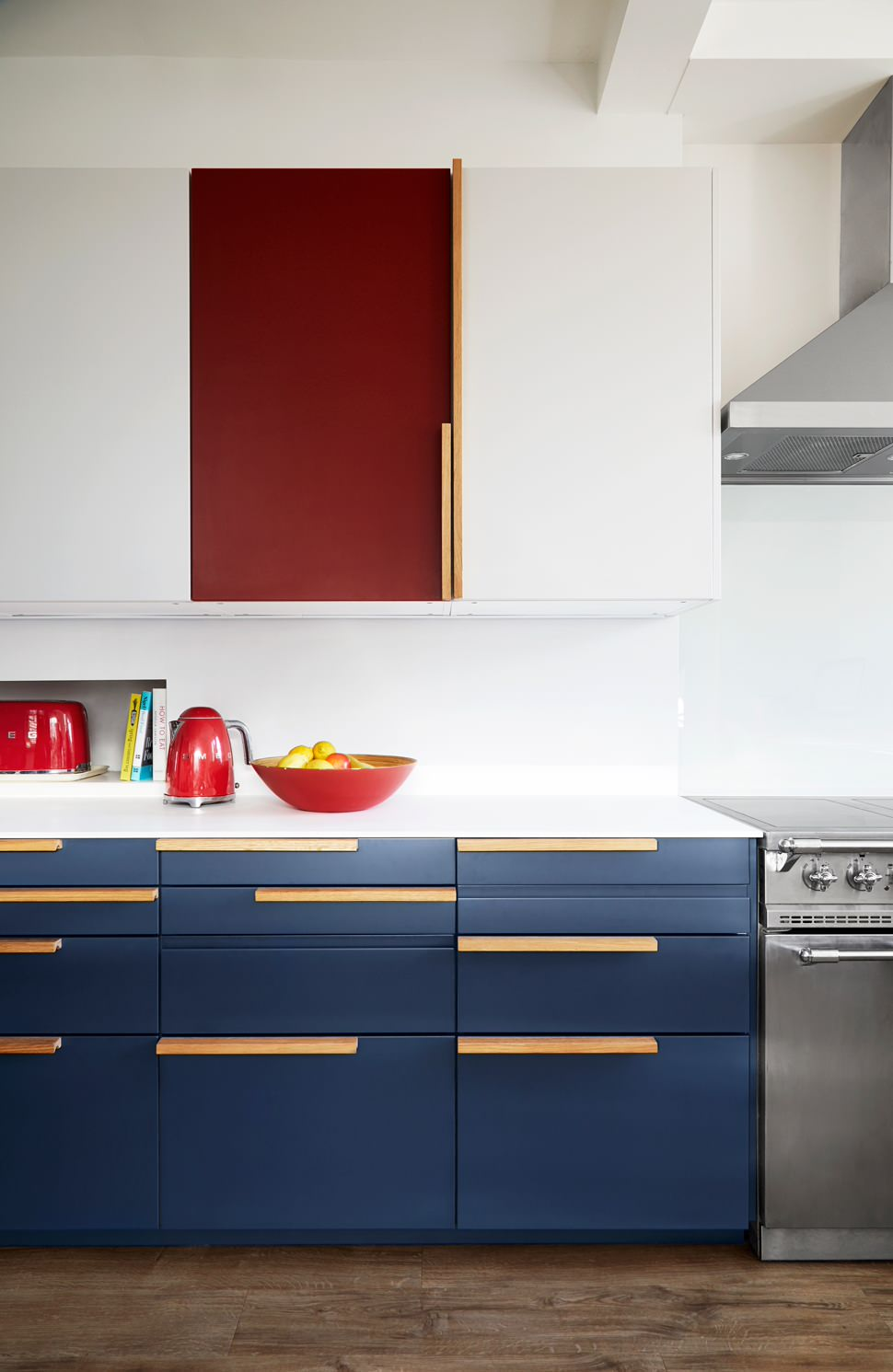 75 Beautiful Contemporary Blue Kitchen Pictures Ideas January 2021 Houzz